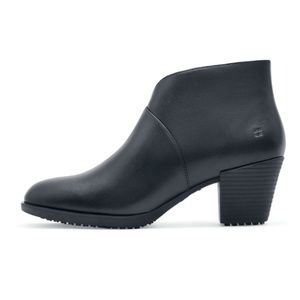 Shoes for Crews Black Delilah Boots